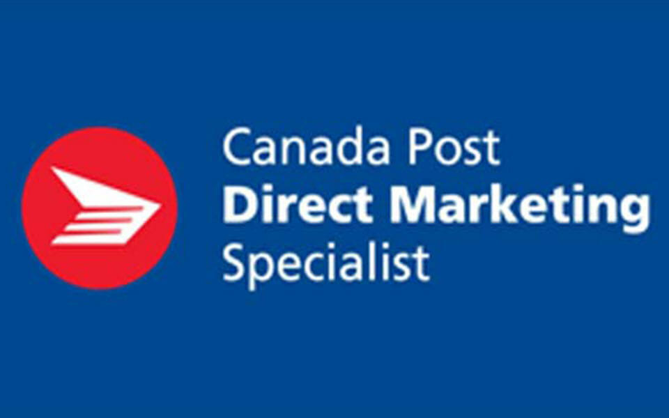 Canada Post Direct Marketing Specialist